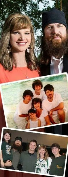 One of my favorite Duck Dynasty families!!