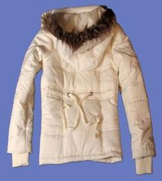 RECALLED:Sold at Ross 11/11 to 12/12. Remove drawstrings from jacket to eliminate entanglement hazard and contact Louise Paris for instructions to receiving a full refund. 877.537.7517 or complaints@louiseparis.com  See CPSC website for complete details.