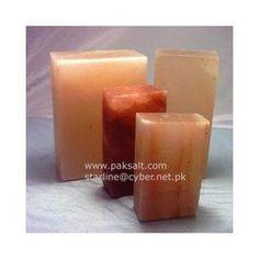 Himalayan Salt Brick (Small) x x Himalayan Salt Crystals, Himalayan Salt Lamp, Mineral Salt, Water Molecule, Pillar Candles, Bath And Body, Salts, Minerals