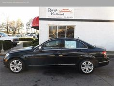 2009 #MERCEDESBENZ #C300 #forsale in #Raleigh #NC at #RaleighPreOwned #usedcar #dealership