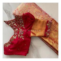 Blouse Back Neck Designs, Hand Work Blouse Design, Fancy Blouse Designs, Bridal Blouse Designs, Saree Blouse Designs, Saree Tassels Designs, Half Saree Designs, Fancy Dress Design, Designer Blouse Patterns