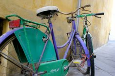 Lucca Italy bicycles