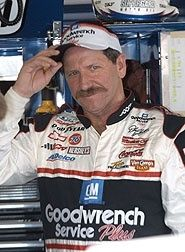 Dale Earnhardt Sr, Not a big fan since he was a big rival of Rusty's but began to like him the last years before his death.