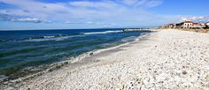 BeachRex - Find your perfect beach. Tuscany Beaches, Slovenia, Croatia, Worlds Largest, Spain, Pisa Italy, White Pebbles, France, Toscana