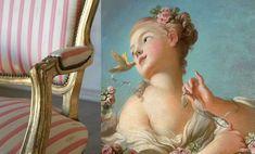 1---Jean-Honoré-Fragonard---Jeune-fille-délivrant-un-oiseau-de-sa-cage,-La-lectrice,-Les-hasards-heureux-de-l'escarpolette