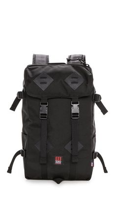 a6160d791ab6 Topo Designs Ballistic Series Klettersack Backback Norse Projects