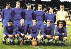 EQUIPOS DE FÚTBOL: AJAX DE ÁMSTERDAM 1967-68