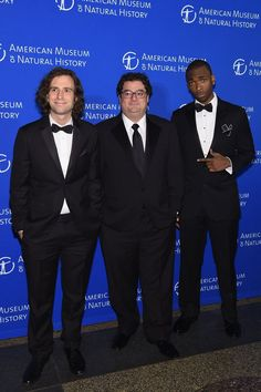 Pin for Later: The Style Crowd Makes This the Most Fashionable Night at the Museum SNL's Cast Members Didn't Leave Their Funny Faces at Home Kyle Mooney, Bobby Moynihan, and Jay Pharoah.