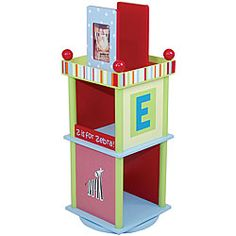 Alphabet Soup Revolving Bookcase {love, but too $!} - $169.95