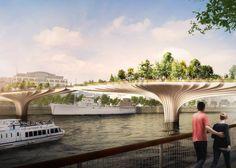 Thomas Heatherwick garden bridge london