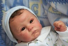*Forever Babies* Reborn new release 'Connolly' by A.Arcello~baby boy! #128/700
