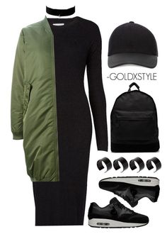 """VIBES."" by goldxstyle ❤ liked on Polyvore featuring Witchery, 6397, Canali, Mi-Pac, ASOS, NIKE, women's clothing, women's fashion, women and female"