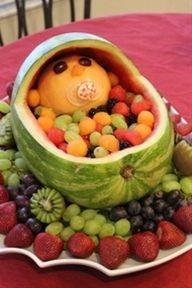 baby shower food - Popular Kids Pins on Pinterest
