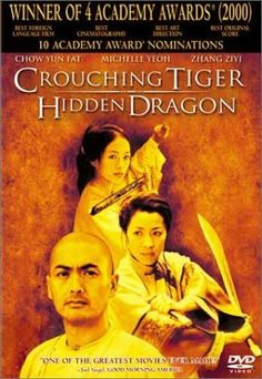 Entry #75: Crouching Tiger, Hidden Dragon Set: 1779 // Rotten Tomatoes