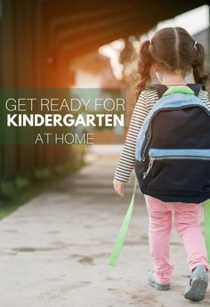 What is really important for getting your child ready for kindergarten? These 5 areas of learning are the most important things and you can do them at home. Kindergarten Art Projects, Kindergarten Readiness, Kindergarten Lesson Plans, Homeschool Kindergarten, Preschool, Homeschooling, Fun Learning, Learning Activities, Learn Something New Everyday