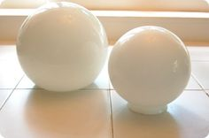 Centsational Girl » Blog Archive Guest Post: DIY Glowing Globes - Centsational Girl