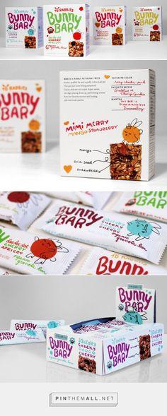 18 Rabbits Bunny Bar — The Dieline - Branding & Packaging Design - created via https://pinthemall.net