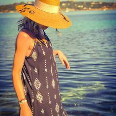Julie et les tropéziennes, les robes de Saint Tropez Made in France Saint Tropez, Julie, Made In France, Cover Up, Chic, Dresses, Fashion, Gowns, Shabby Chic