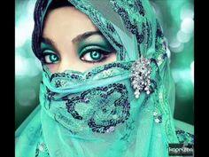 harem  belly dance - darbuka Gorgeous Eyes, Pretty Eyes, Cool Eyes, Amazing Eyes, Beautiful Hijab, Behind Blue Eyes, Shades Of Turquoise, Turquoise Eyes, Turquoise Makeup