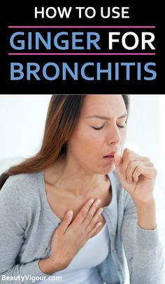 Ginger has an anti-inflammatory and immune activation properties which can help with bronchitis. Here we show you how to use ginger for bronchitis. Calendula Benefits, Matcha Benefits, Lemon Benefits, Health Benefits Of Almonds, Coconut Health Benefits, Frankincense Oil Uses, Zinc Deficiency, Heart Attack Symptoms, Nutritional Requirements