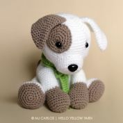 Moss the Puppy dog amigurumi pattern - Amigurumipatterns.net
