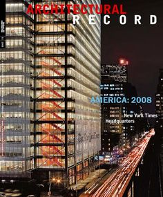 Architectural record America 2008 by Bell Frog - issuu