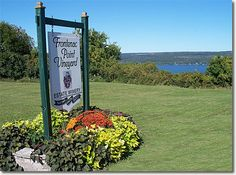 Frontenac Point Vineyard and Estate Winery, Trumansburg, NY