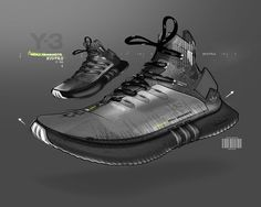 /// Y3 /// IDEATION SKETCH on Behance