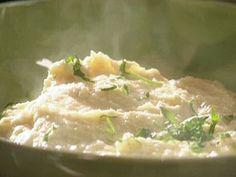 Lekker pastinaakpuree recept met gestoofde pastinaak, sjalot, tuinkruiden en aardappelen
