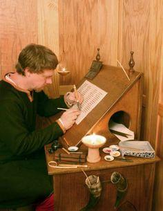 Randy Asplund's page: lots of various Medieval stuff