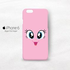Pinkie pie face iPhone 6 Cover Case