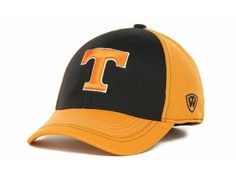 "Tennessee Volunteers NCAA TOW ""Goal Line"" Hat Stretch Fitted Size L/XL New  #TopoftheWorld #Tennessee"