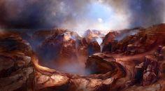 An-Alien-Grand-Canyon