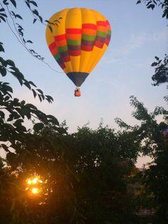 Sunrise Balloon Festival, Lewiston, Maine