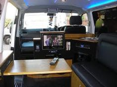 t5 lwb U shaped seating - Google Search