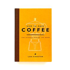 Buch 'How to make Coffee'