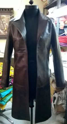 Check out our #WalkingDead Jesus Leather Coat. Email Indy for any unique style you've always wanted. #cosplay