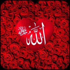 Muhammed Sav, Allah, Islamic Quotes, Beautiful Places, Neon Signs, Striped Bikini
