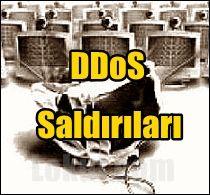 DDoS atakları, kitle saldırı yöntemlerinden birisidir. Özel olarak oluşturulmuş saldırı bilgisayarlarından yapılan ataklar ile sitelerin cevap akışı yavaşlatılabilir, hatta durdurulabilir.