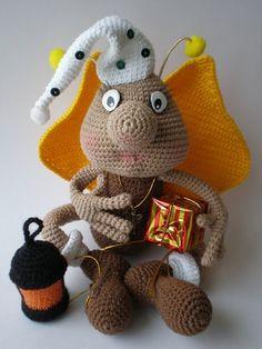 Knitting Amigurumi Love of My toys: Recipes-Free Amigurumi Patterns
