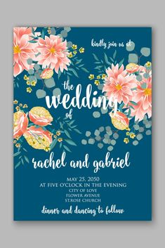 A Totally Free Wedding Invitations Samples - Get Started Researching Your Wedding Celebration Invitation Right Now!