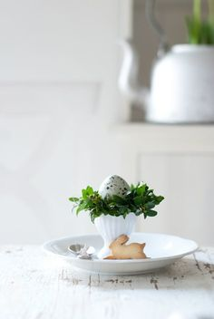 Diy Easter decor in scandinavian style - Little Piece Of Me
