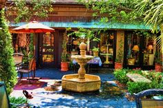 Take a break from Disney, and check out Park Ave in Winter Park, you wont be disappointed!  www.facebook.com/OrlandoVDEC