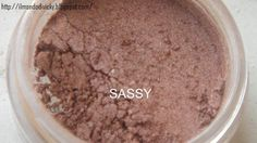 elf Mineral Eyeshadow in Sassy