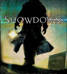 Showdown~ All of his books are just so great because they really leave the reader to contemplate their faith an life in general.