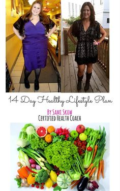 14 Day Healthy Lifestyle Plan!!