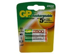 GP AA NiMH Rechargeable Batteries for Samsung Digimax V40 (2-Count, 2500mAh) by GP. $5.49. GP AA NiMH rechargeable batteries are great for use in your household devices, such as digital cameras, toys, remote controls, flashlights, and portable audio players.