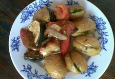 Grilovaná zelenina Vegetable Recipes, Sausage, Meat, Chicken, Vegetables, Food, Sausages, Essen, Meals