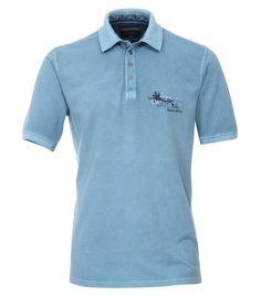 Polo-Shirt mit Stickerei