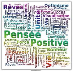 Pensée positive - Le site de Maître Zen
